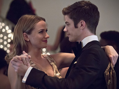 Shantel VanSanten Barry Allen Potential Energy The Flash