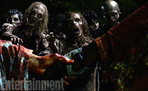 The Walking Dead Season Six Image EW