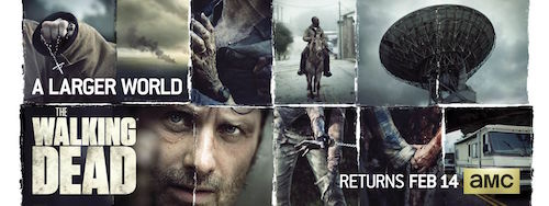 The Walking Dead Season Six Key Art