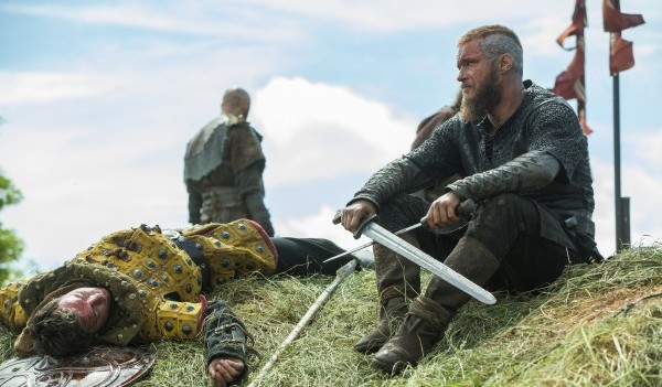 Travis Fimmel Vikings The Wanderer