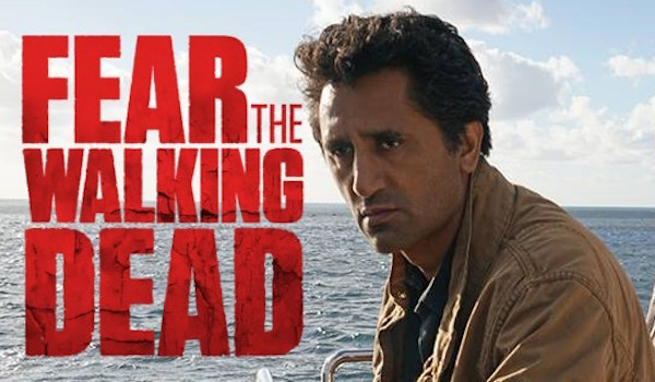 Cliff Curtis Fear the Walking Dead Season 2