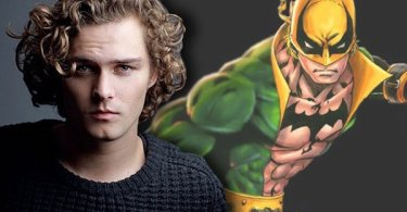 Finn jones Iron Fist Comic Book