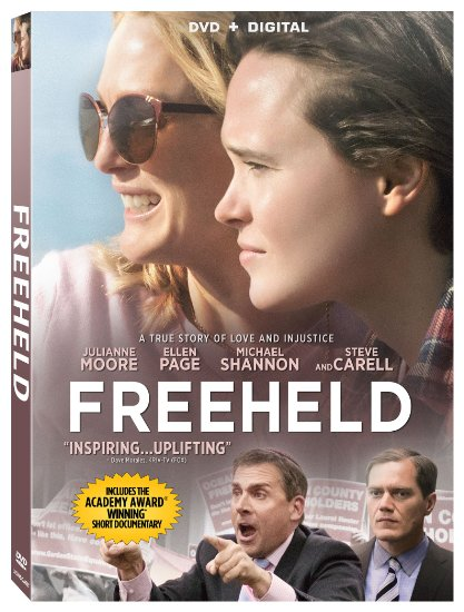 Freeheld DVD