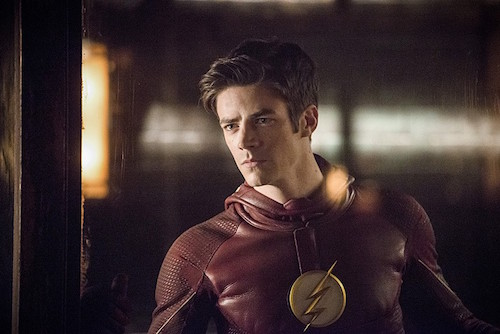 Grant Gustin Escape From Earth-2 The Flash