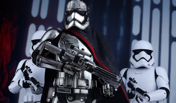 Gwendoline Christie Captain Phasma Star Wars: The Force Awakens