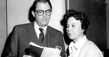 Harper Lee Gregory Peck To Kill a Mockingbird