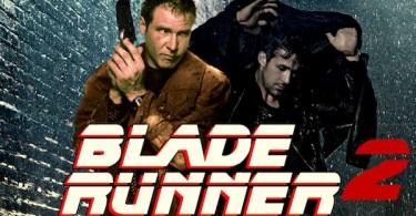 Harrison Ford Ryan Gosling Blade Runner 2