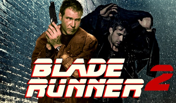 Harrison Ford Ryan Gosling Blade Runner 2