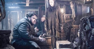 John Bradley Hannah Murray Game of Thrones Season 6