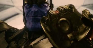Josh Brolin Thanos Avengers: Age of Ultron Post Credits