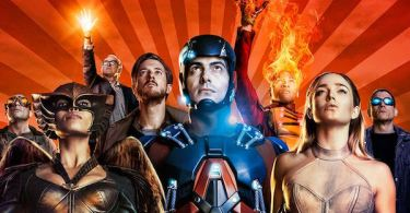 Legends of Tomorrow Poster 3