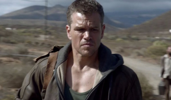 Matt Damon Jason Bourne