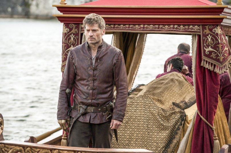 Nikolaj Coster-Waldau Game of Thrones Season 6