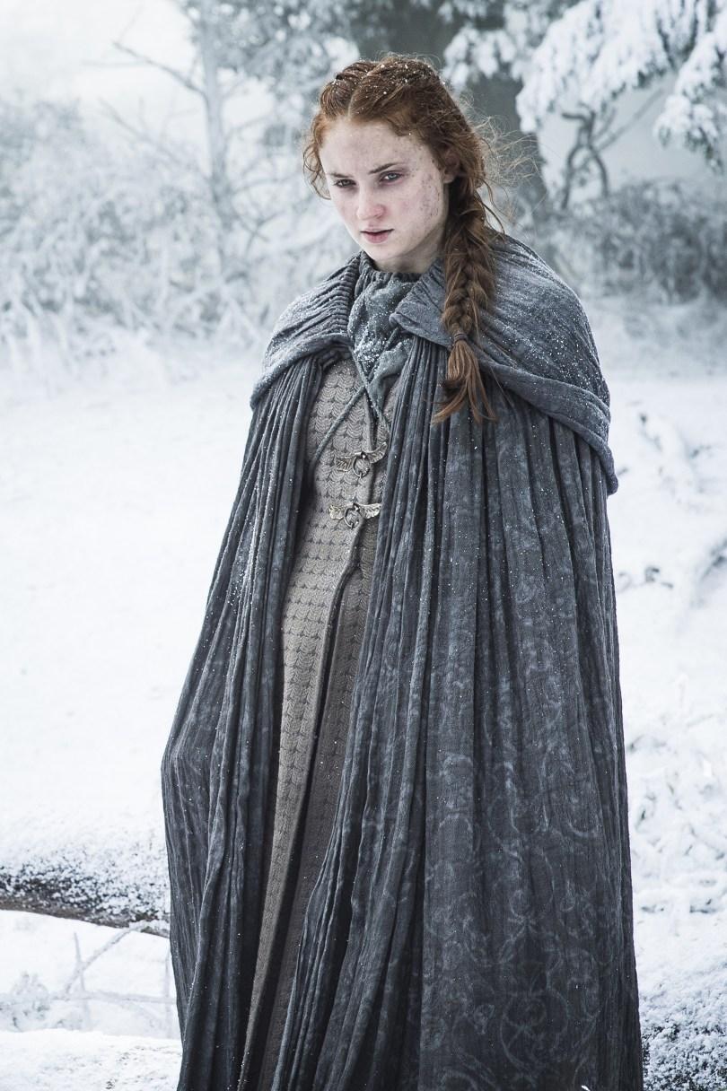 Sophie Turner Game of Thrones Season 6