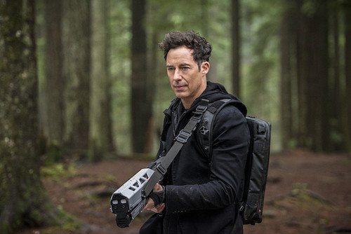 Tom Cavanagh Escape From Earth-2 The Flash