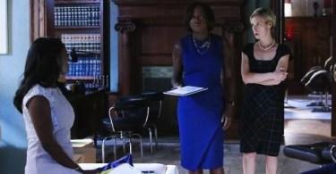Viola Davis Aja Naomi King Liza Wil How To Get Away With Murder