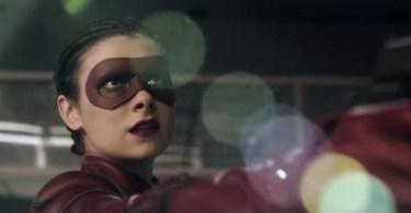The Flash Allison Paige Trajectory