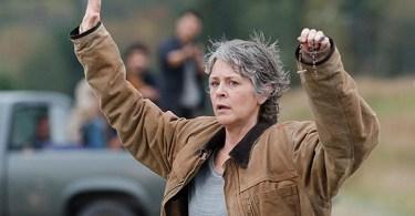 The Walking Dead Melissa Mcbride East