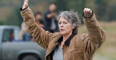 The Walking Dead Melissa Mcbride East