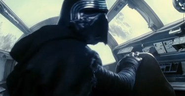 Adam Driver Star Wars The Force Awakens Deleted Scene