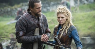 Ben Robson Katheryn Winnick Vikings Promised