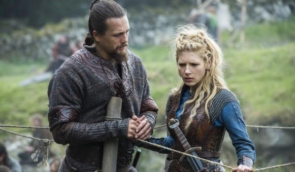 Ben Robson Katheryn Winnick Vikings Promised