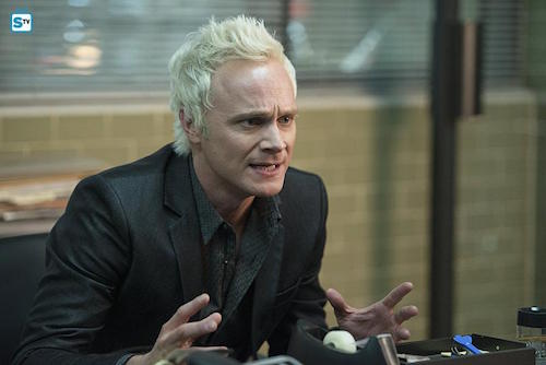 David Anders Reflections of What Liv Used To Be iZombie