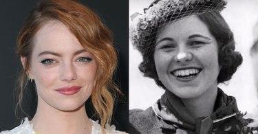 Emma Stone Rose Marie Kennedy