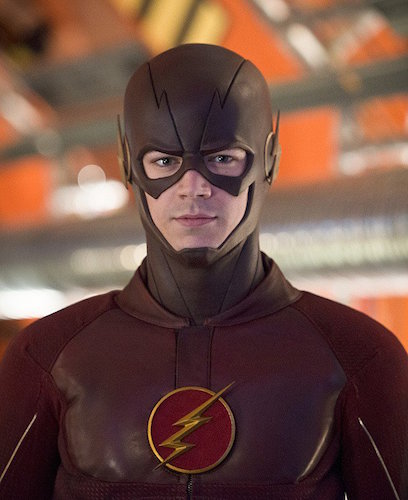 Grant Gustin Flash Back The Flash