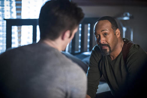 Grant Gustin Jesse L. Martin Versus Zoom The Flash