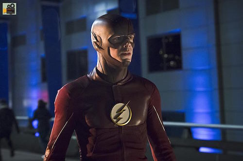 Grant Gustin Trajectory The Flash