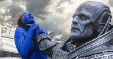 Jennifer Lawrence Oscar Isaac X Men Apocalypse