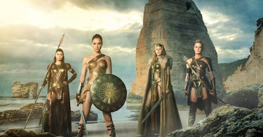 Lisa Loven Kongsli Gal Gadot Connie Nielsen Robin Wright Wonder Woman First Look