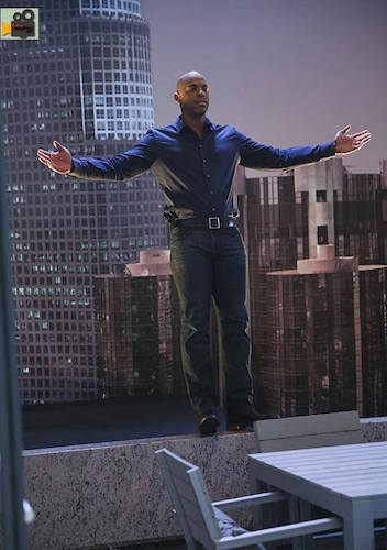 Mehcad Brooks Myriad Supergirl