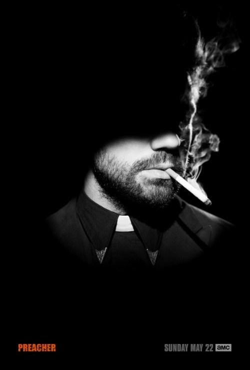 Preacher TV show poster