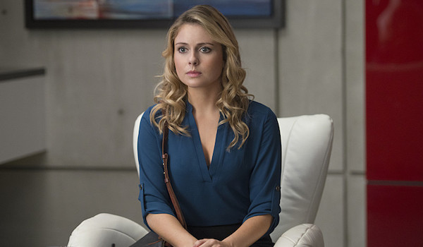 Rose McIver He Blinded Me...With Science iZombie