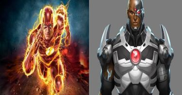 The Flash Cyborg
