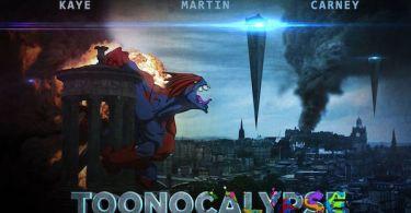 Toonocalypse Short Film Poster