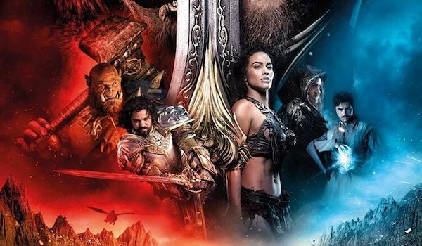 Warcraft Movie Poster