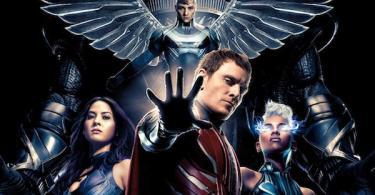 X-Men: Apocalypse Four Horsemen Poster