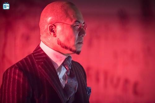 BD Wong Azrael Gotham
