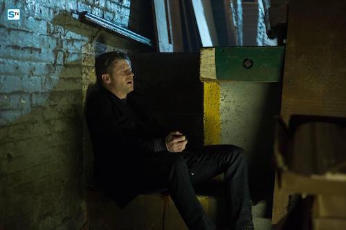Ben McKenzie Into The Woods Gotham