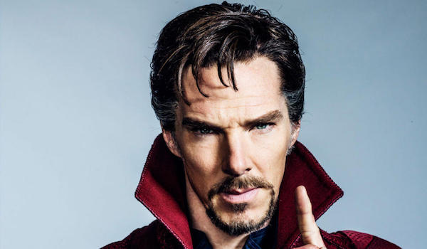 Benedict Cumberbatch Doctor Who Official Photo