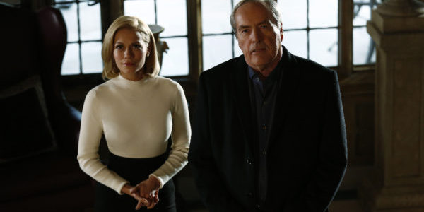 Bethany Joy Lenz Powers Boothe Agents of S.H.I.E.L.D. Paradise Lost