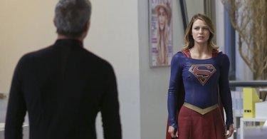 Chris Vance Melissa Benoist Myriad Supergirl