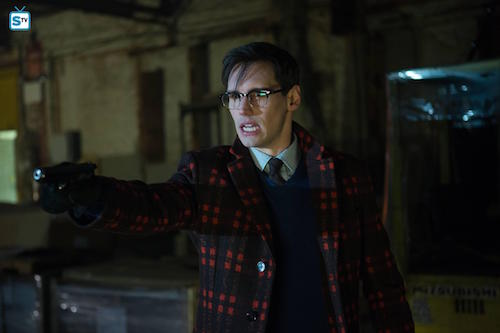 Cory Michael Smith Into The Woods Gotham