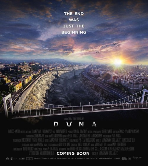 DVNA Movie Poster