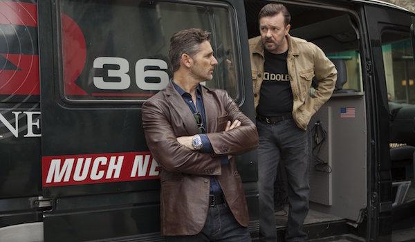 Eric Bana Ricky Gervais Special Correspondents