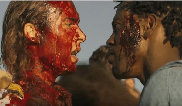 Frank Dillane Fear the Walking Dead Ouroboros