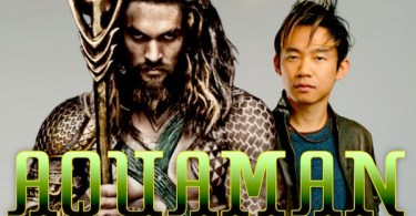 Jason Momoa James Wan Aquaman